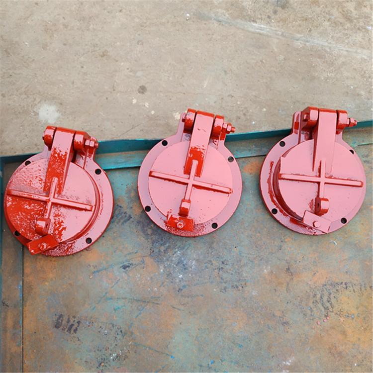 水利铸铁拍门 多种拍门