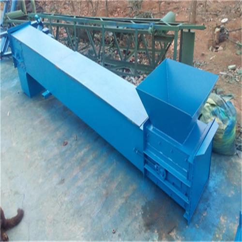 刮板输送机厂家碳酸氢铵刮板输送机私人订制