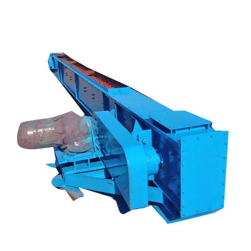 新型刮板输送机厂家直销灰粉刮板机质保设计原理