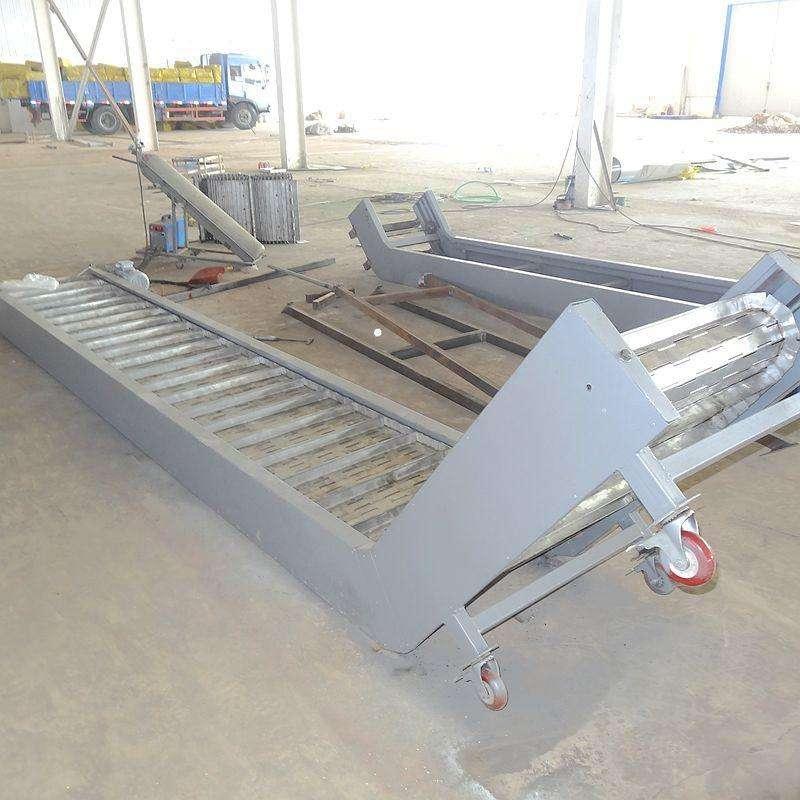 煤炭粉埋刮板输送机