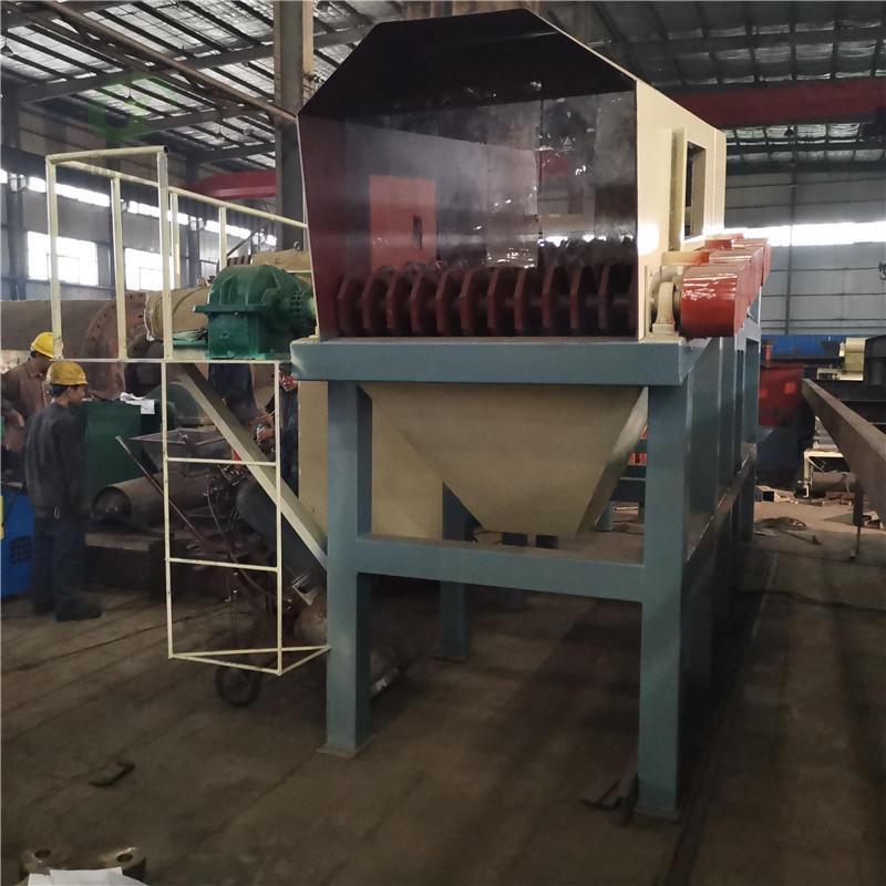 垃圾分选设备厂家 建筑装潢垃圾分选机 建筑垃圾处理厂设备