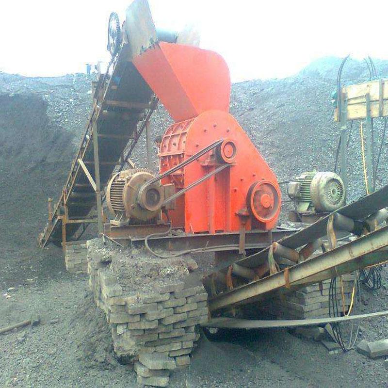 煤矸石破碎机