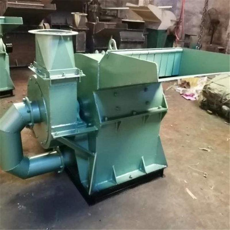 大型木材粉碎机 移动式树枝粉碎机 秸秆锯末粉碎机厂家直销