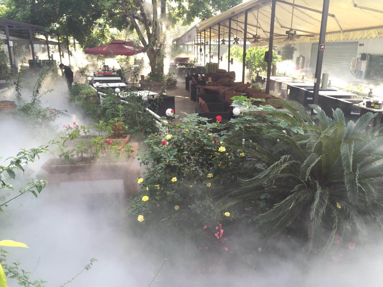 供应四川重庆云南园林喷雾景观系统雾森景观系统