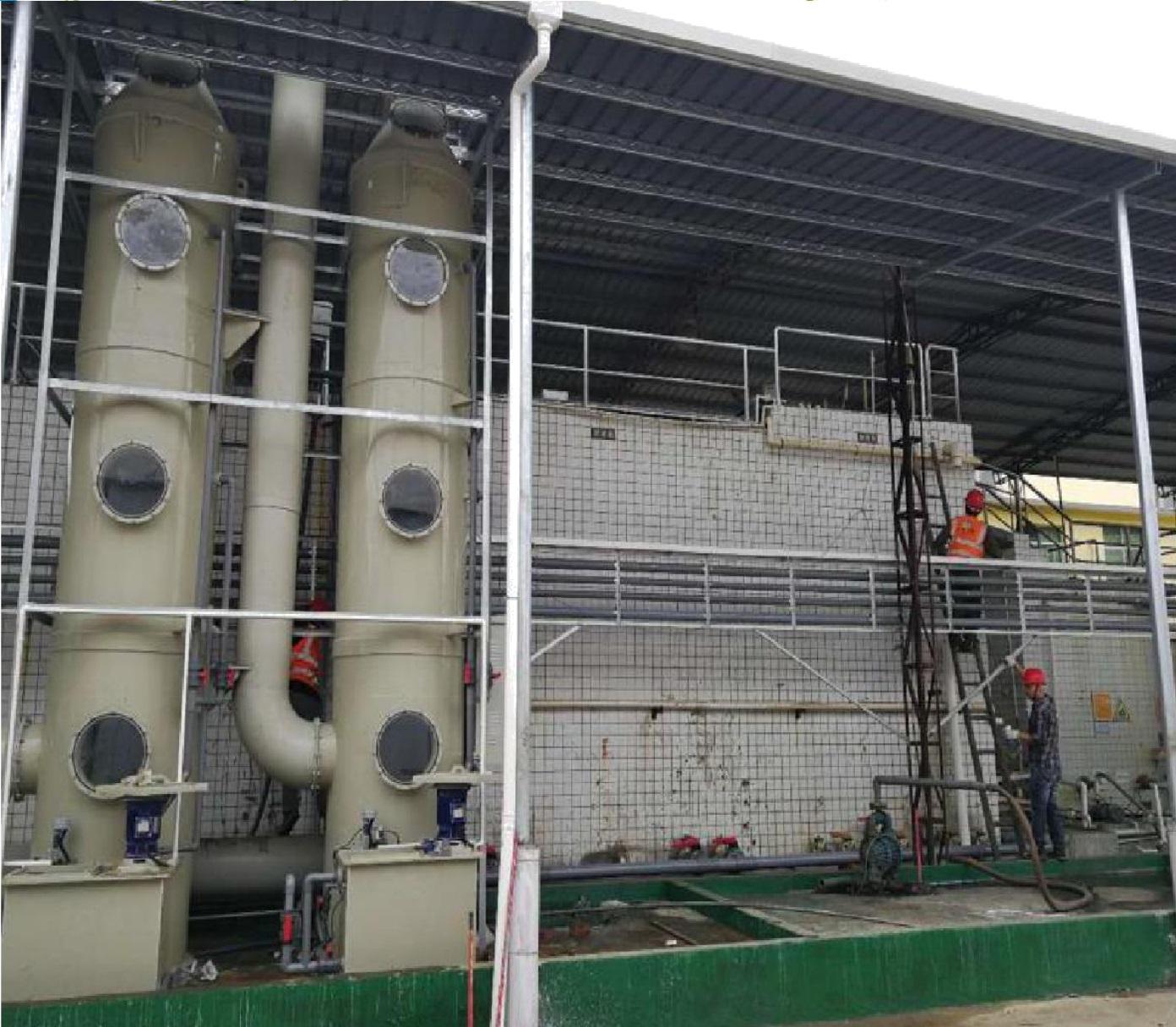 高浓氨氮污水处理设备