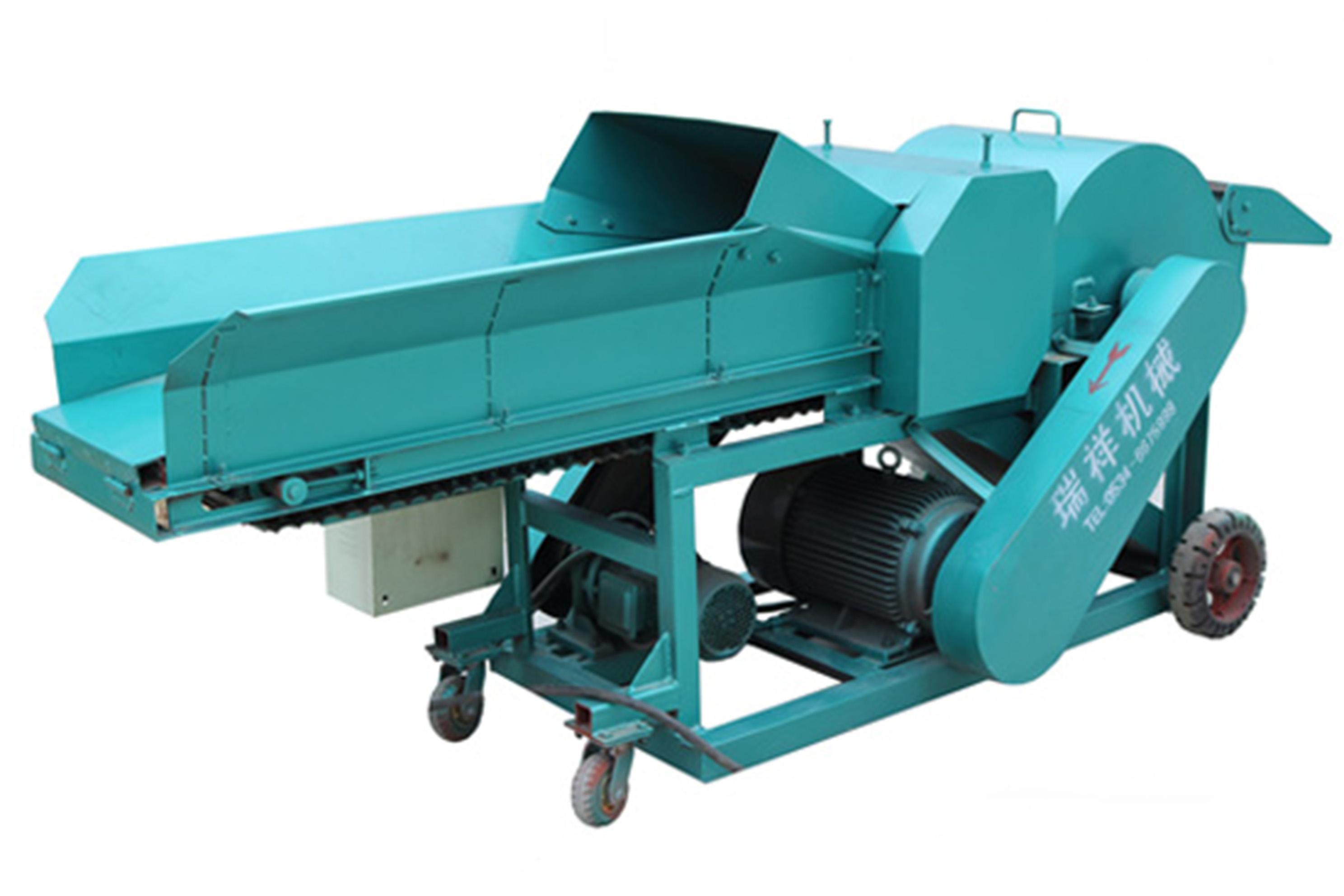 柴油机型动力揉丝机