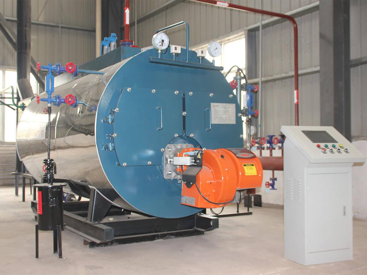 20吨工业燃气锅炉多少钱厂家价格