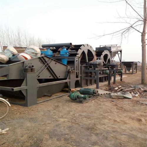 脱水型细砂回收机细纱机厂家直销价格优惠私人订制