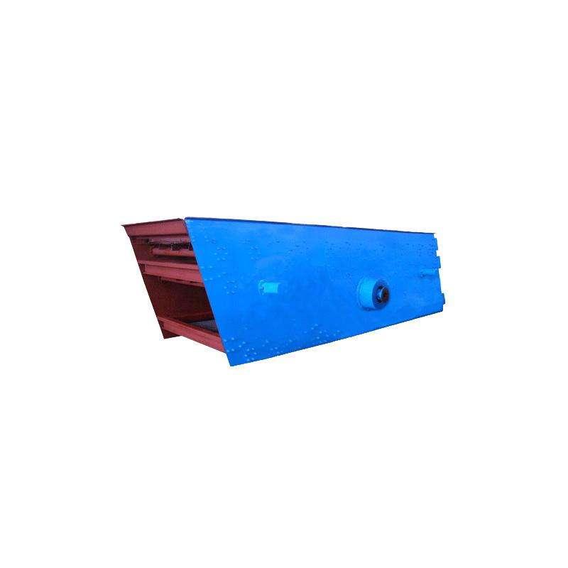矿石圆振动筛分机-振动筛厂家型号-圆振筛参数优势安装