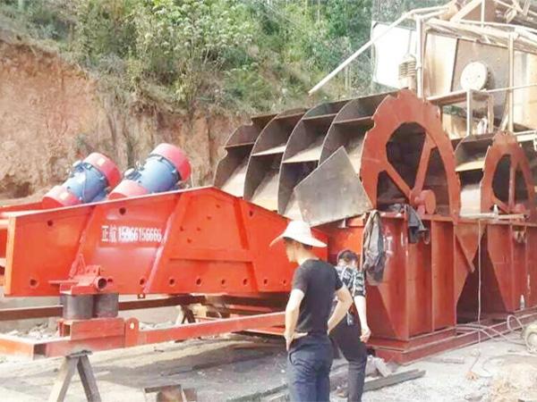 玉树沙场洗沙专用机械设备高效生产厂家直销