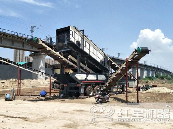 时产200吨的破碎制砂全套设备价钱多少FRR82