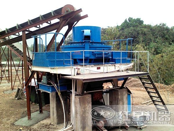 每小时500吨的VSI制砂机都有哪些型号FRR82
