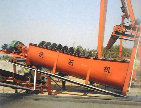阜阳螺旋洗沙洗石机械设备高效生产厂家直销