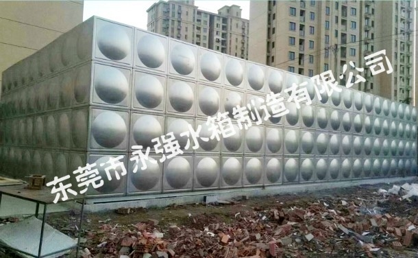 专业做不锈钢水箱保温不锈钢水箱全国上门安装