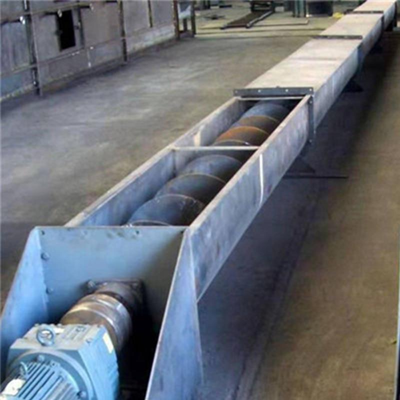 螺旋式输送设备-螺旋式输送设备厂家供应-价格特点材质型号