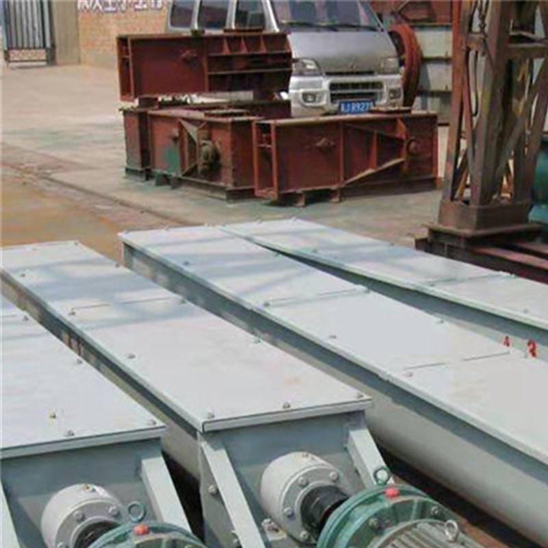 螺旋输送机-物料螺旋输送机厂家直销-规格特点技术材质