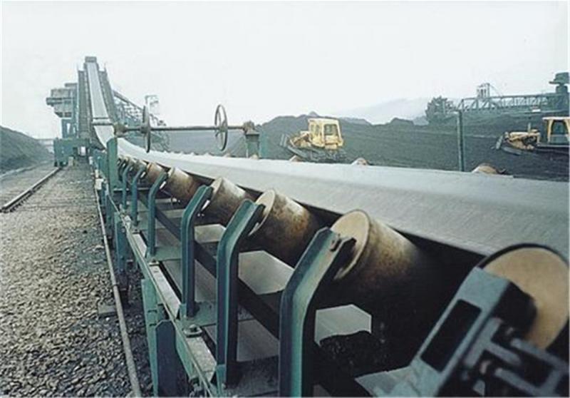 皮带输送机-输送矿渣设备耐高温皮带输送机厂家直销