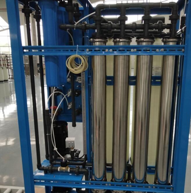 1000升蓝色新款反渗透纯水机