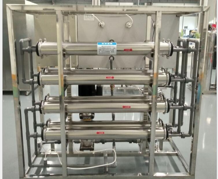 2T/h工业纯水设备 单极反渗透水处理系统定制