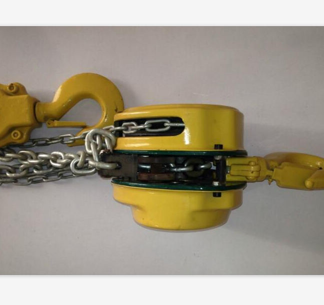 【河北成华机械】防止手拉葫芦脱钩的方法有哪些