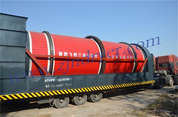 真节能知名产品工业污泥干燥机