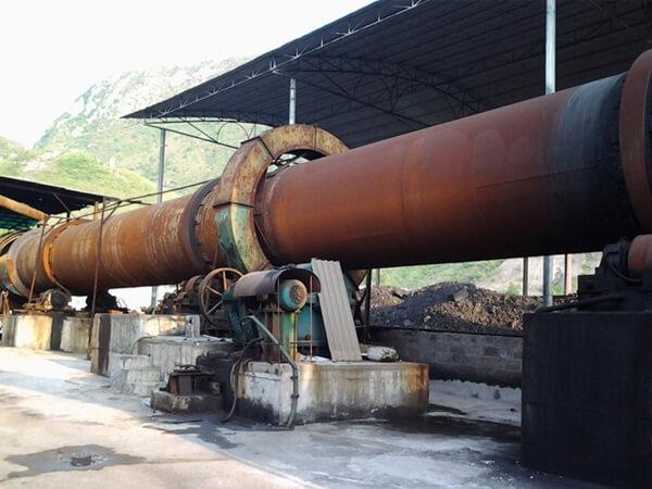 广西大型锰矿回转窑