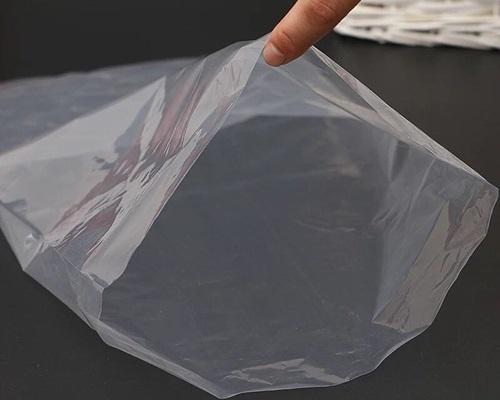 透明平口塑料袋种类