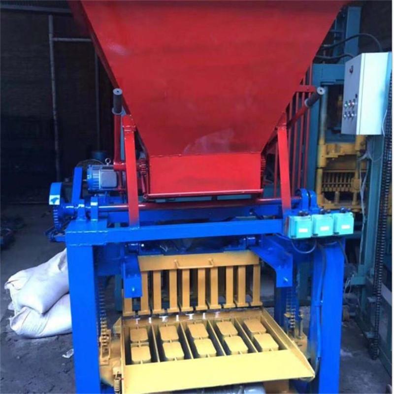 免烧砖机 水泥砖机 空心砖机 液压砖机 大型全自动液压免烧砖机