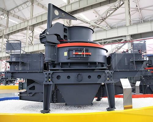 鹅卵石机制砂设备VSI6X立轴冲击式破碎机