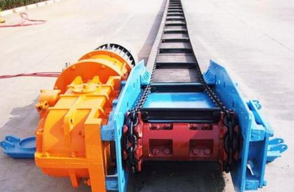 煤炭刮板输送机
