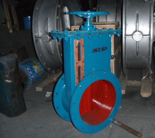TZW-1升降比例阀DN150-2100mm除尘系统阀