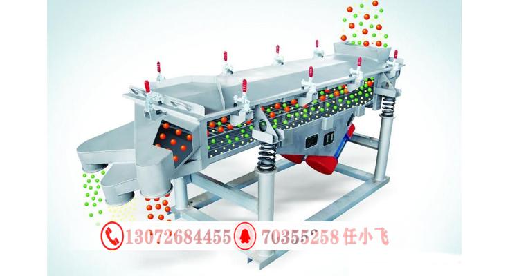 不锈钢直线振动筛、分等级筛分机,直线振动筛配件