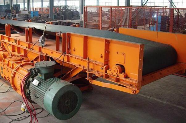 煤炭移动式皮带机 皮带输送机厂家 输送机选型优势图纸
