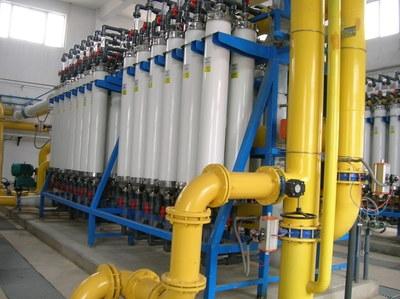 12T/H超滤水处理系统