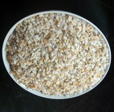 4-10目优质石英砂 水处理用石英砂滤料