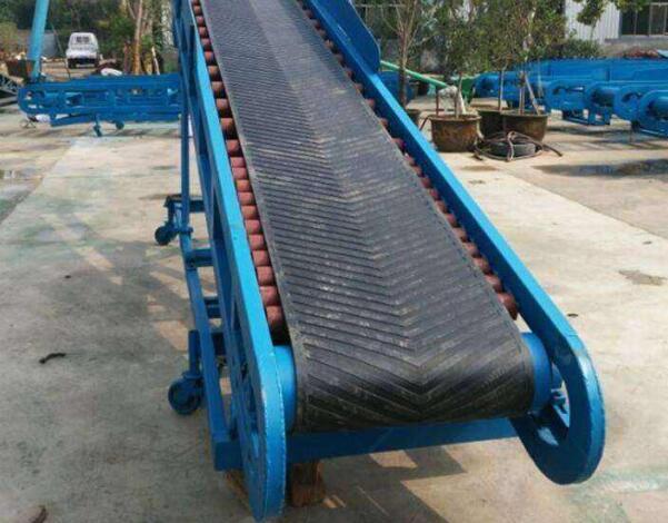 水平皮带输送机 皮带机厂家 非标定制 矿业