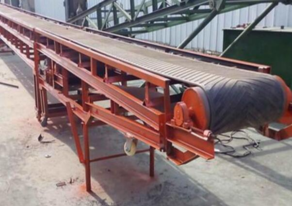 石英石皮带输送机 皮带机优质厂家 矿用皮带机