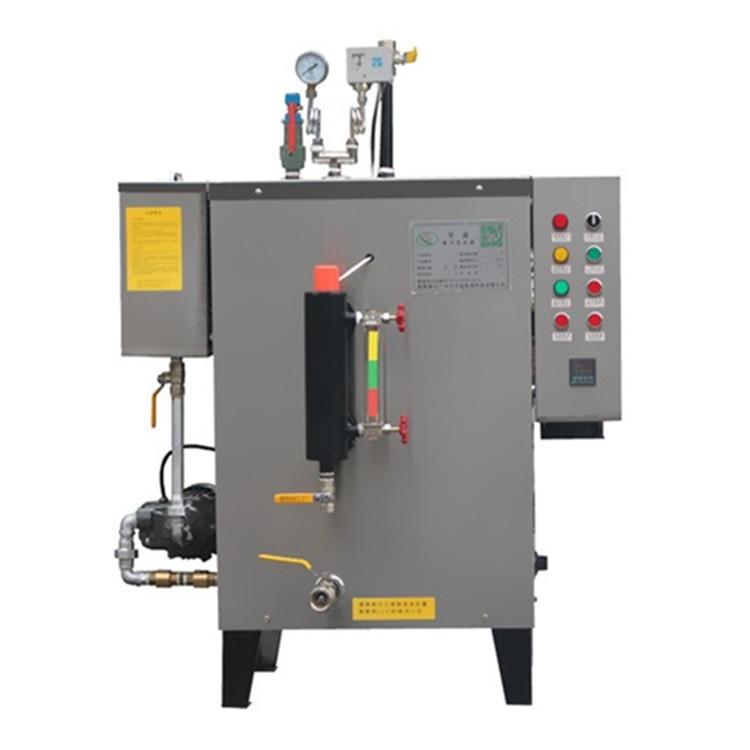 36千瓦电热蒸汽发生器配套夹层锅 蒸汽釜使用在食品行业