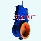 RGP943W电动角型烟道阀DN800-1100mm热风炉与烟道之间的切断阀