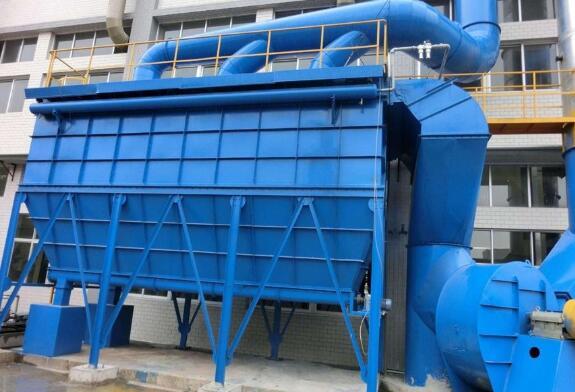 布袋除尘器-铸造布袋除尘器厂家直销-参数型号原理技术