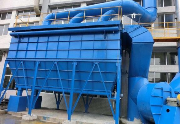布袋除尘器-化肥布袋除尘器厂家直销-材质报价技术性能