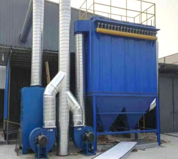 除尘器带式除尘设备石灰窑配套布袋除尘器东源生产