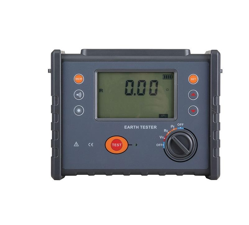 DY-3010 接地电阻土壤电阻率测试仪