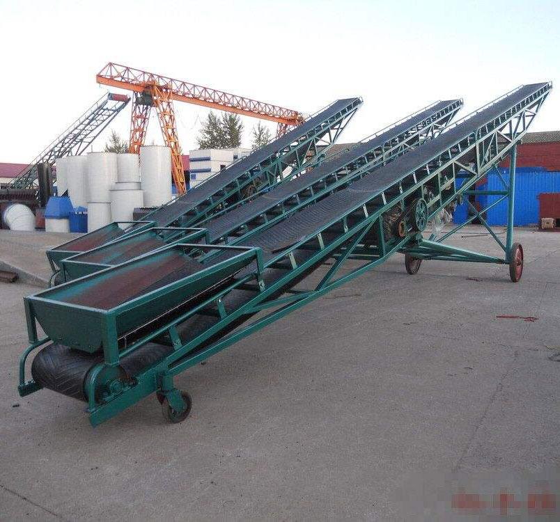 铜矿石带式输送机 输送机参数型号场地 皮带机厂家设计