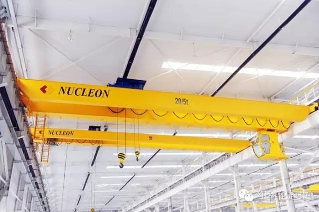电动葫芦双梁桥式起重机 纽科伦起重设备生产厂家