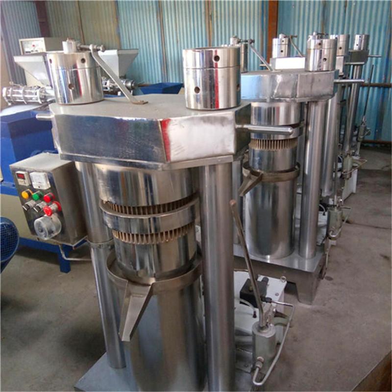 全自动液压榨油机 大型食品榨油机厂家 核桃菜籽榨油机价格