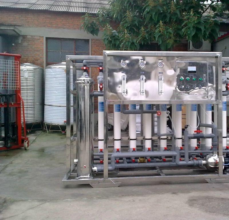 安平超滤净化装置 污水处理设备厂家 EDI超纯水装置