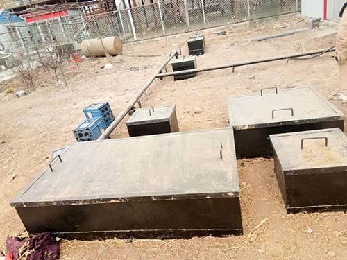 深州矿井污水处理设备 煤矿污水处理设备