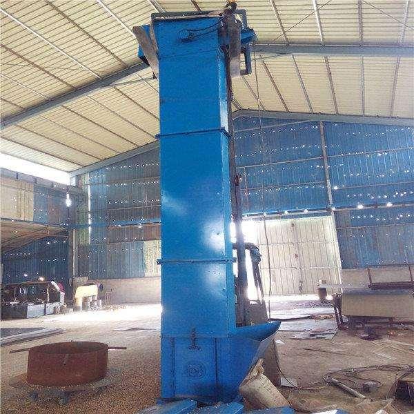 化肥厂挖斗士提升机 斗提机厂家工作原理