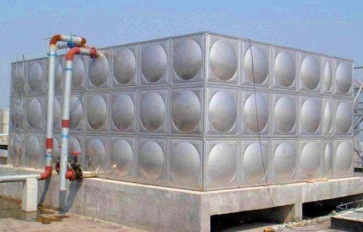 泵箱一体水箱